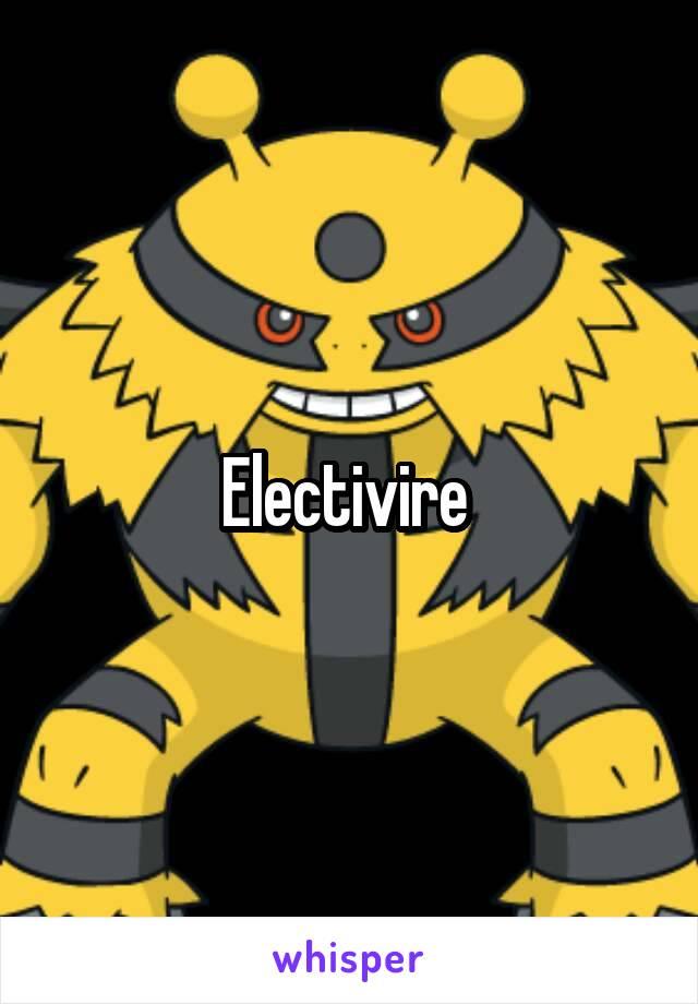 Electivire