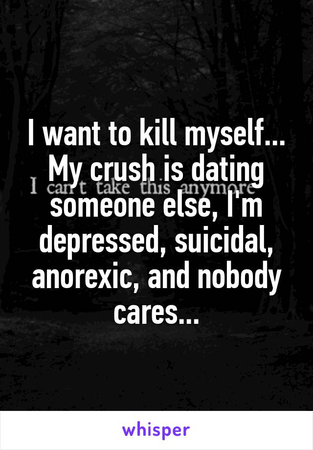 My crush is dating a girl
