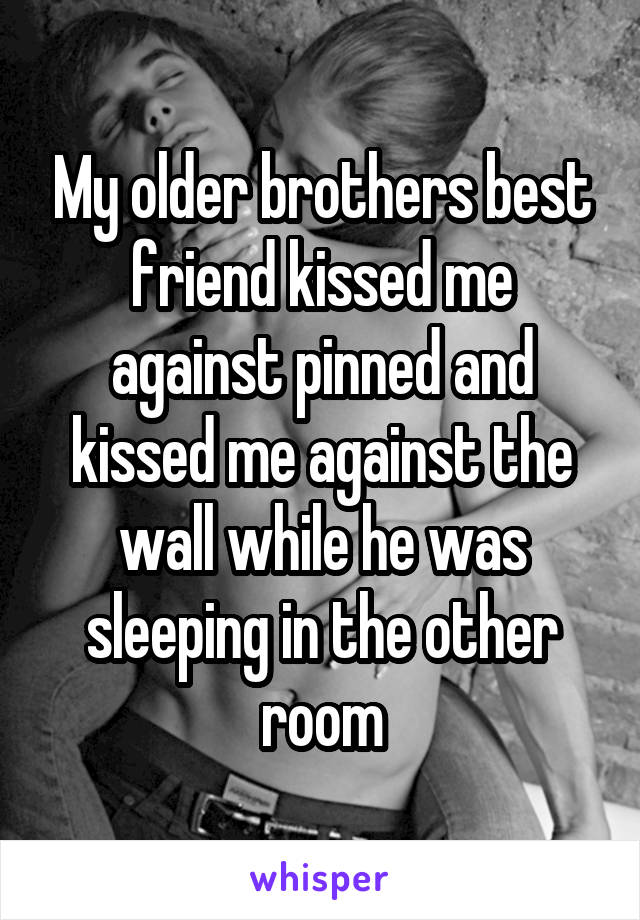 Images - My friend kissed me on the lips