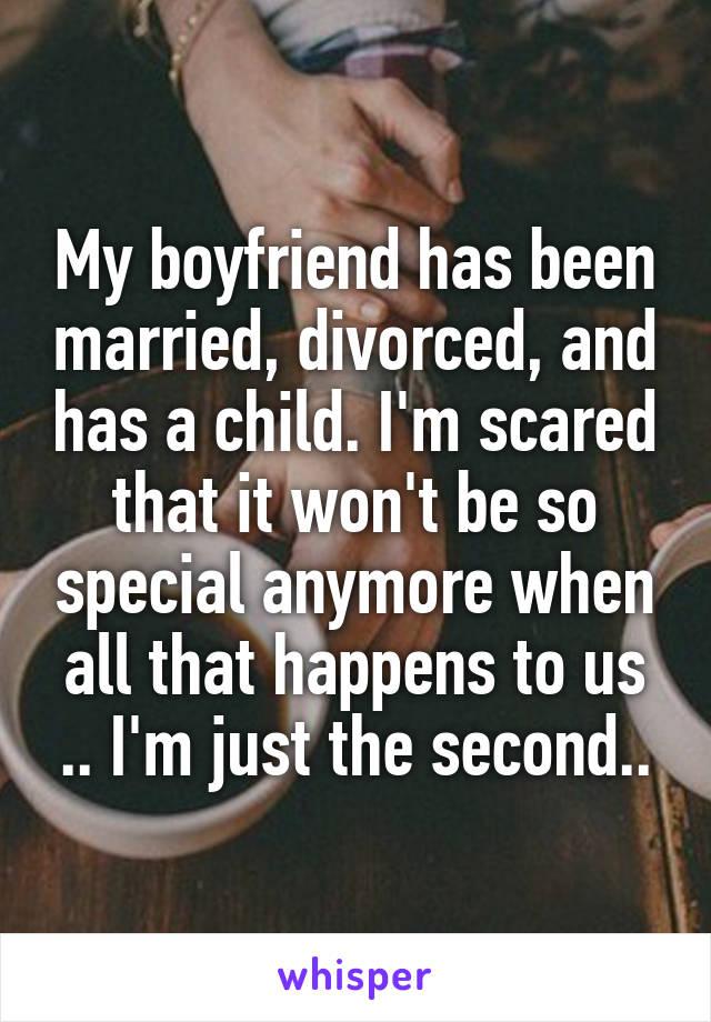 My boyfriend is scared of marriage