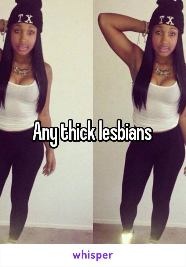 Lesbians in leggings