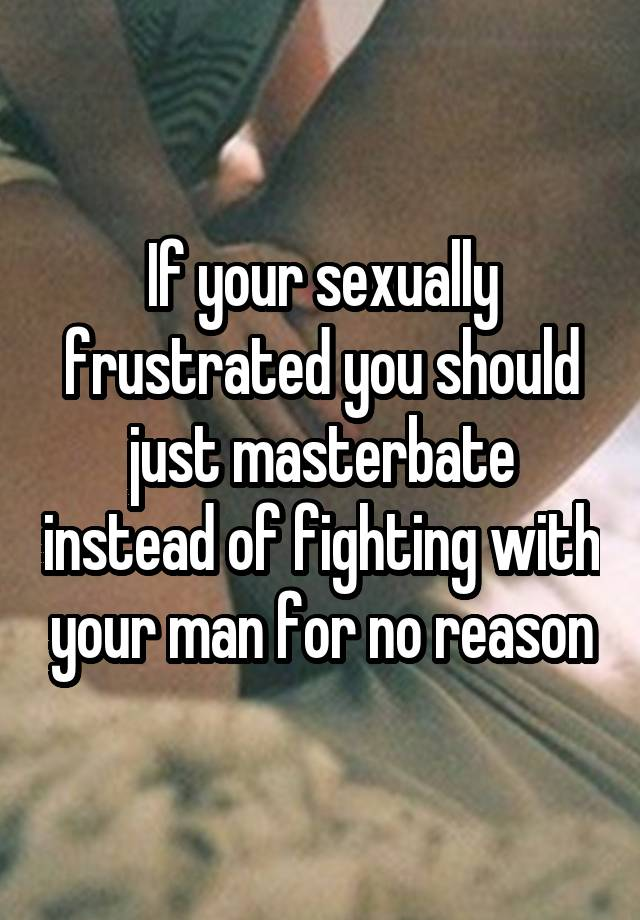 How to masterbate your man