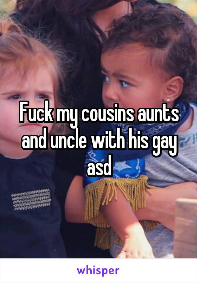 Gay asd