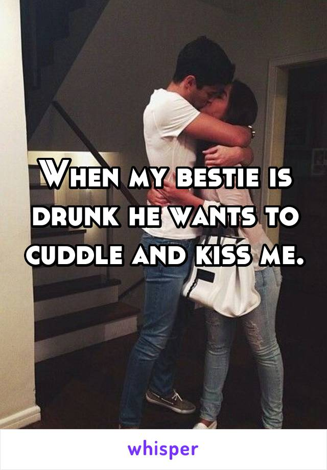 A guy wants cuddle when to 15 Reasons