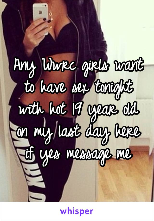 Tonight sex to Want have