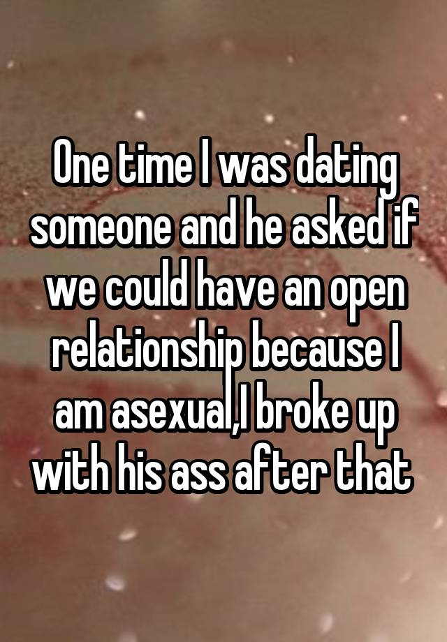 dating someone in an open relationship
