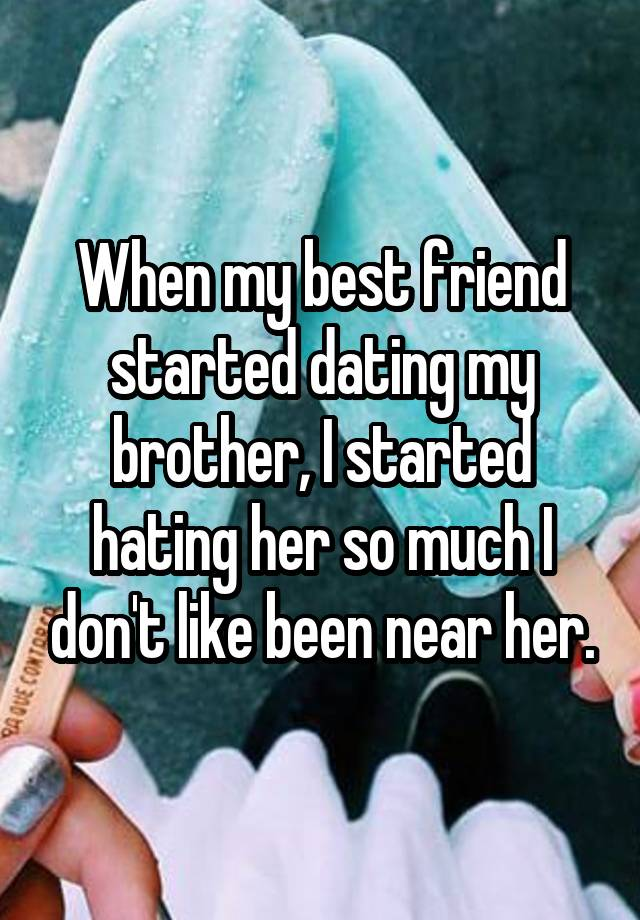 What to do if your best friend is dating your crush