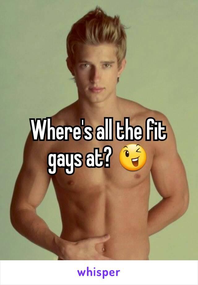 Fit gays