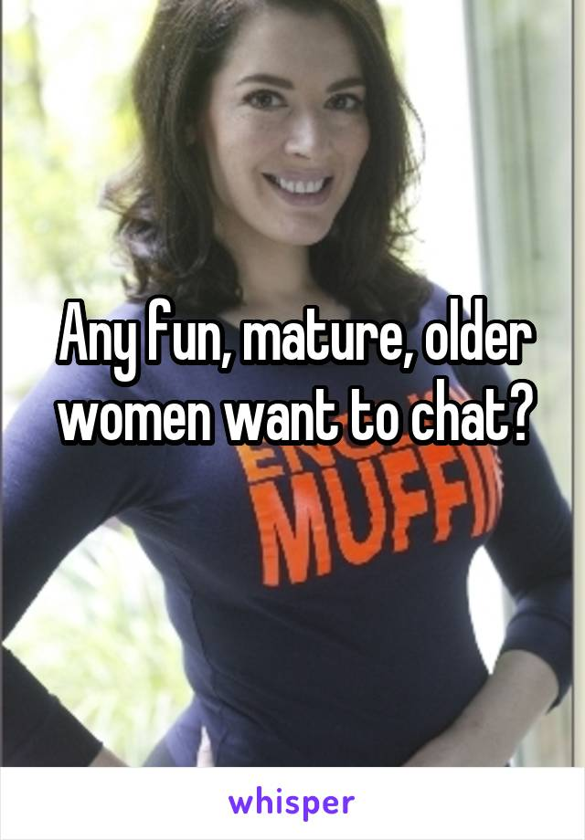 chat with mature