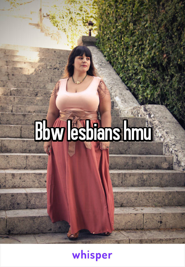 Bbw lesbian picture