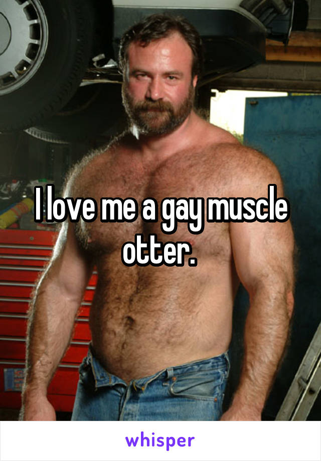 Otter gay