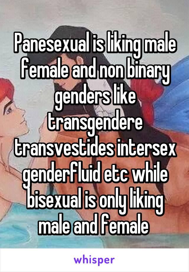 Panesexual