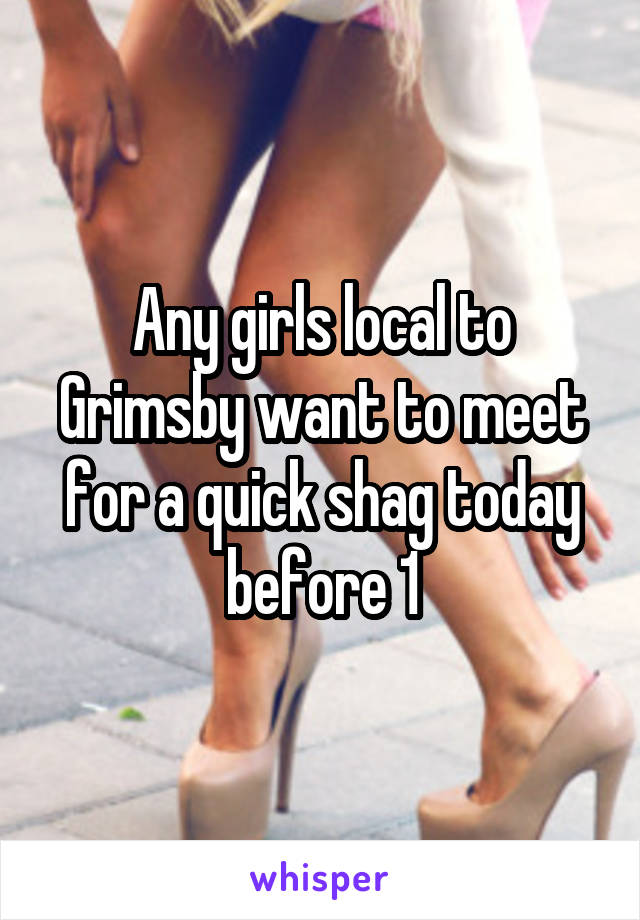 Shag local girls
