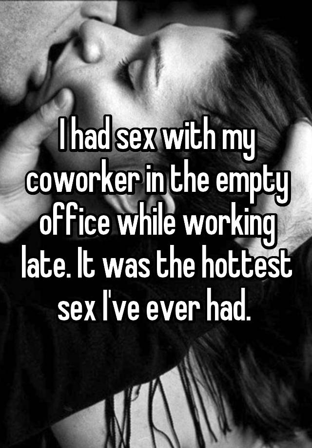 Black people having sex at work