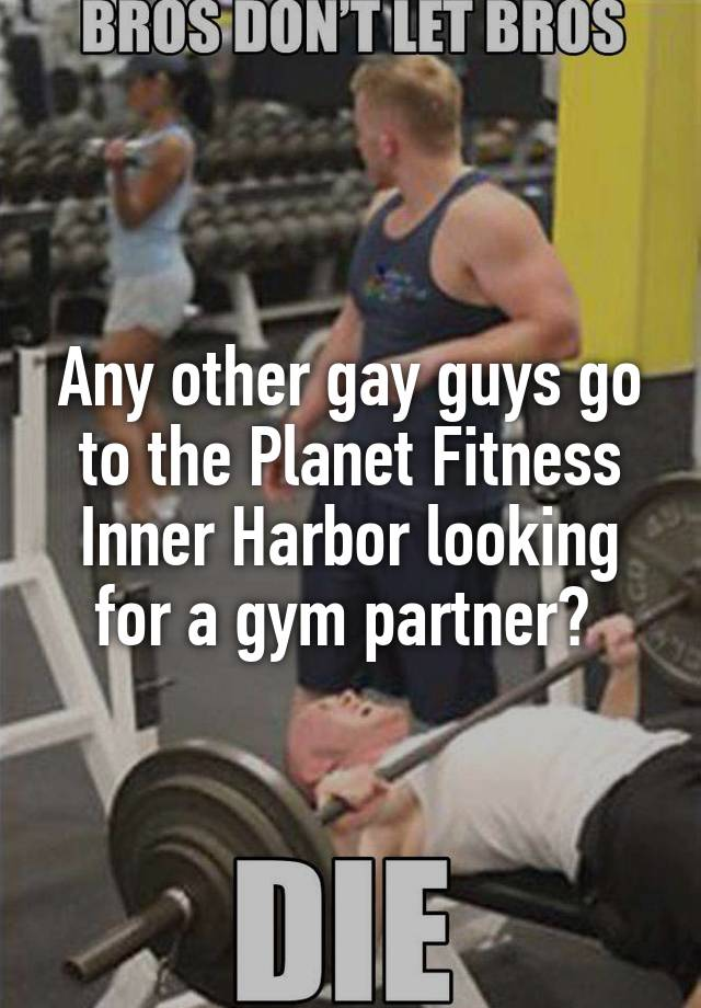 gay people fitness Planet