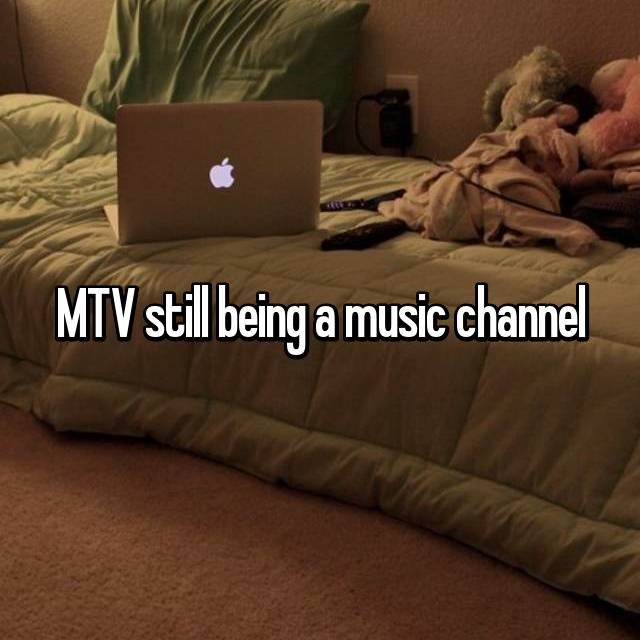 MTV still being a music channel