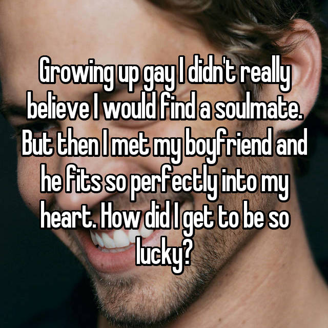 how to find a boyfriend gay