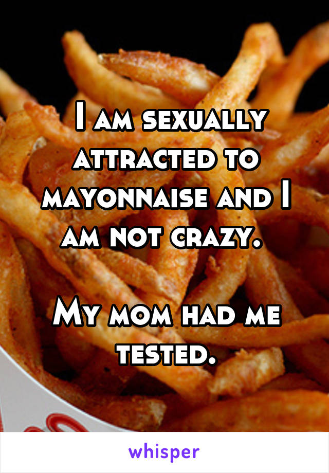 My mom is sexually attracted to me