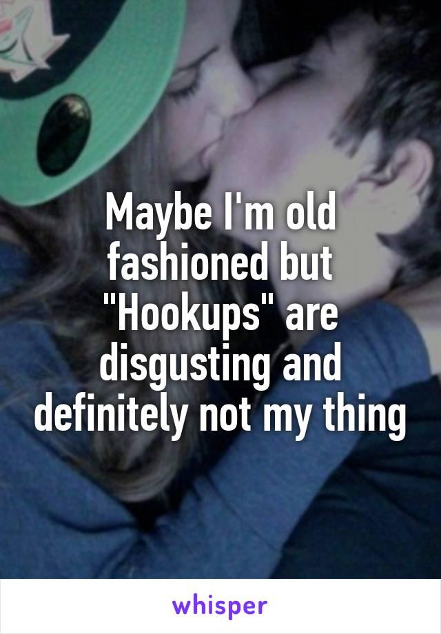 My hookups m
