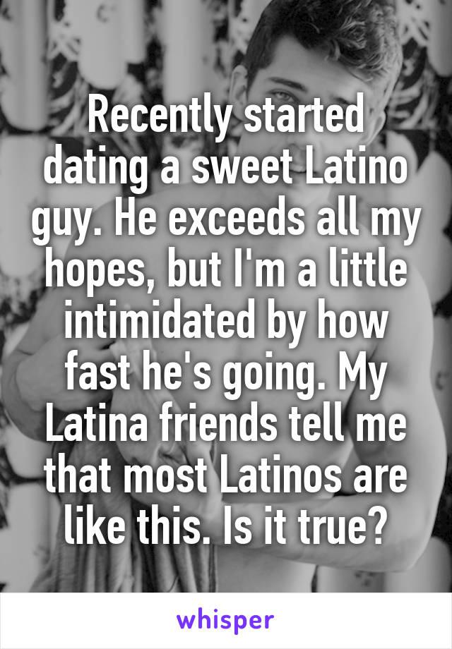 Fasti latino dating