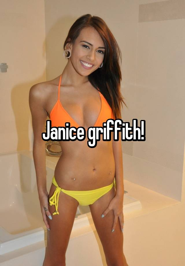 Janice griffith on punished