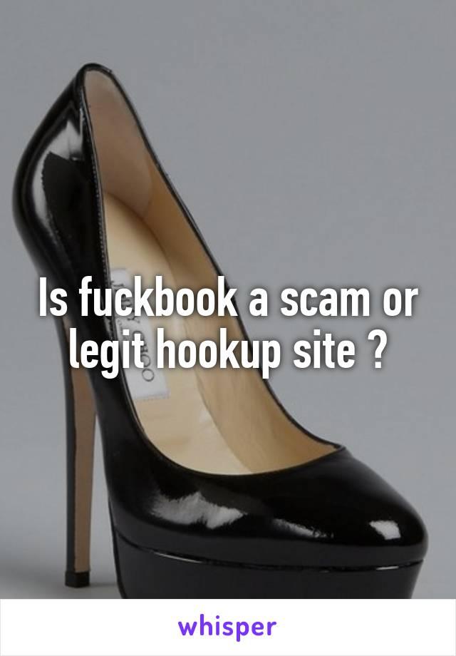 Is fuckbook com a scam