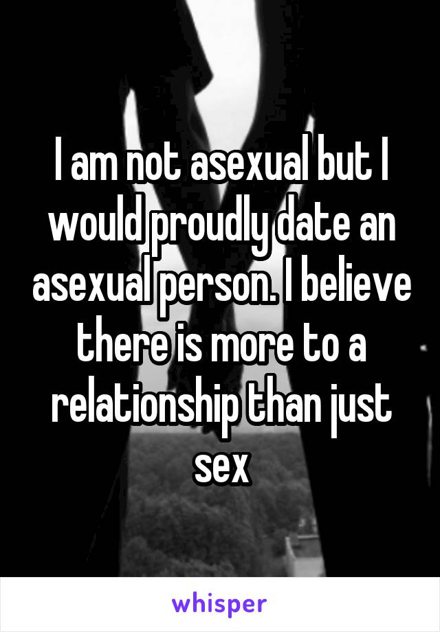 dating for asexual people