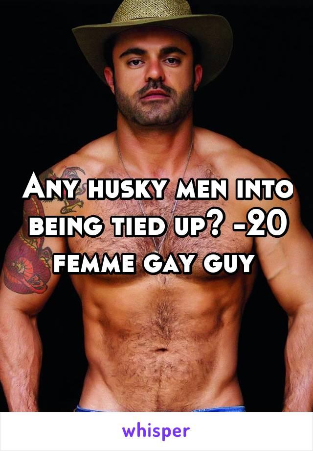 Gay husky guys