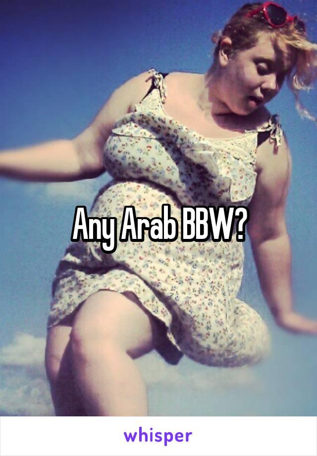 Arab bbw