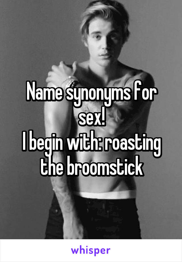Broomstick sex