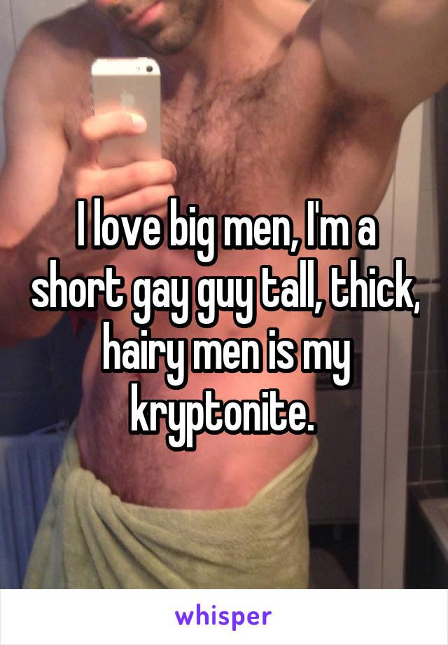 Hairy big gay