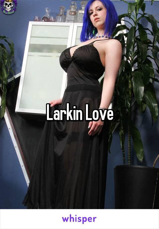 Larkin Love Nude Photos 5