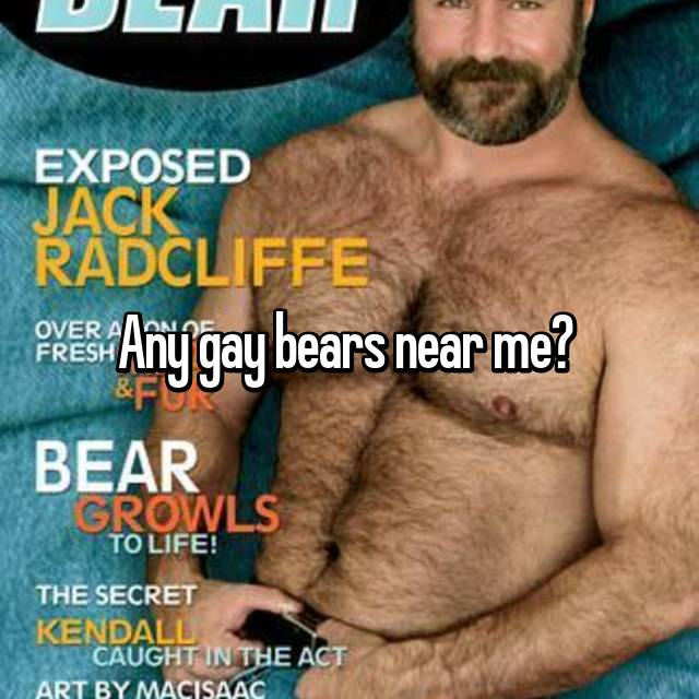 Bear Muscle Gay Thumbnail