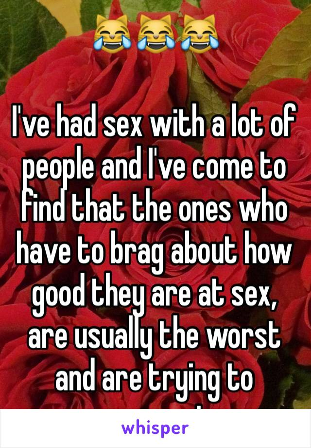 The worst sex ive ever had