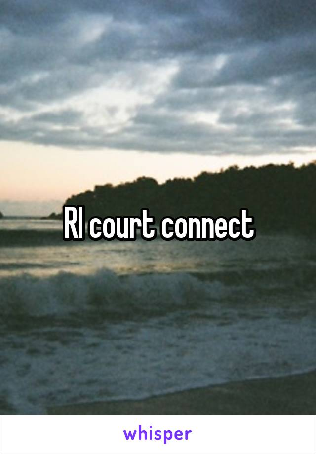 Ri courtconnect