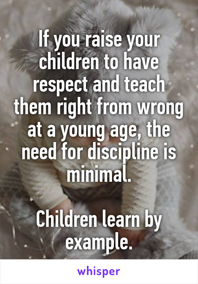 Teaching Kids Respect - 6 Highly Effective Tips ...
