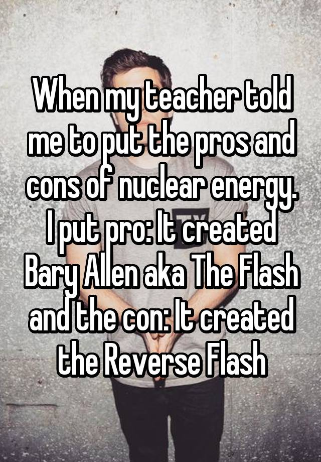 the pros and cons of flash