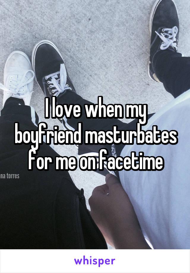 Giving My Boyfriend Handjob