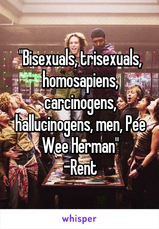 Trisexuals