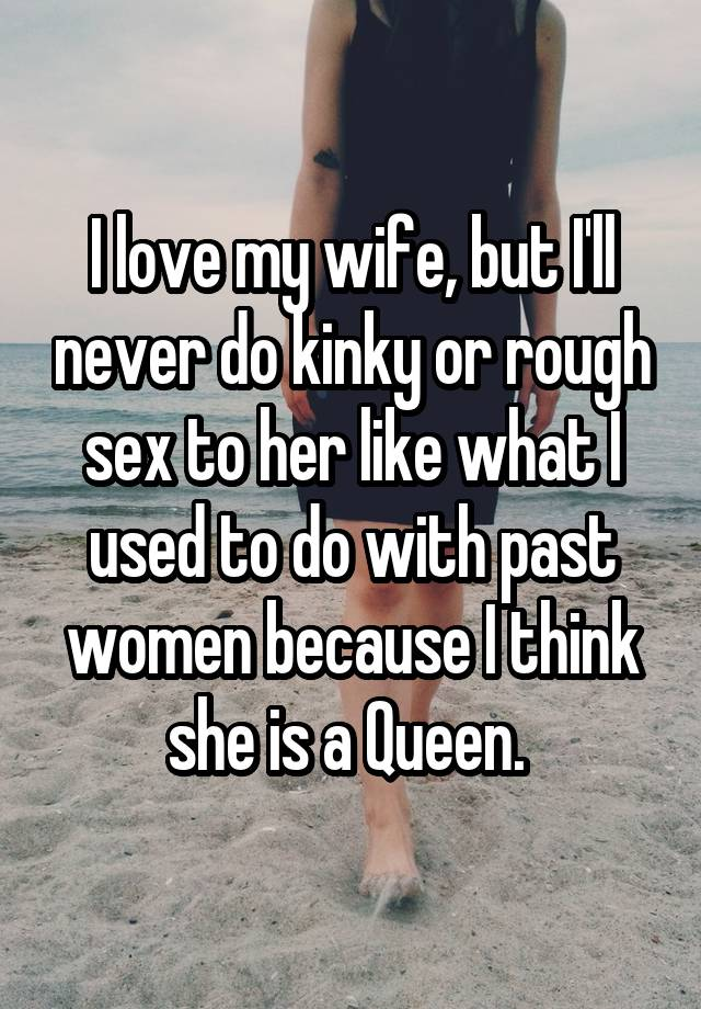 Wife used for rough sex
