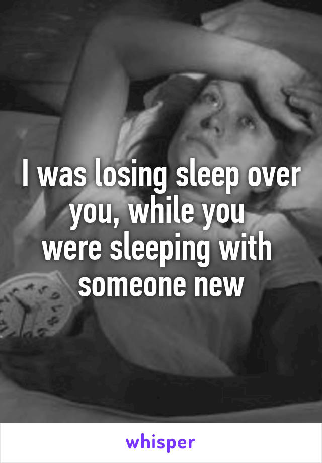 when to sleep with someone new