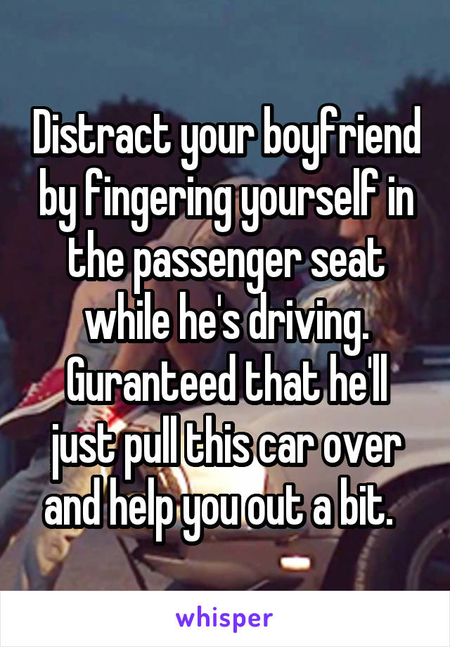 Fingering My Boyfriends Ass