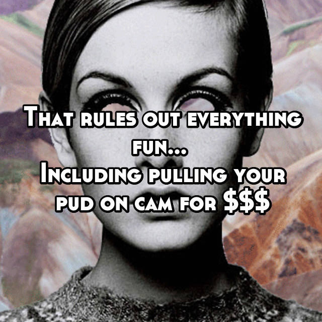 i love to pull my pud