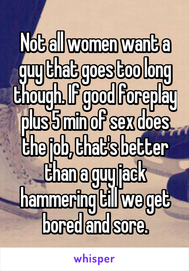 what do women like in foreplay