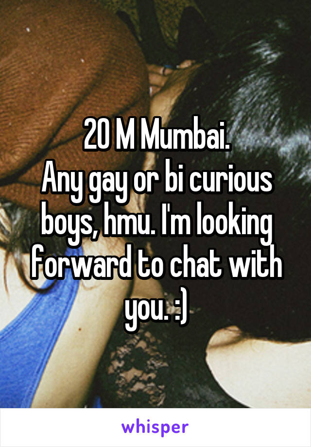 Bicurious chatrooms