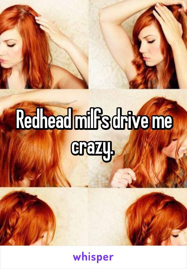 Crazy redhead milfs