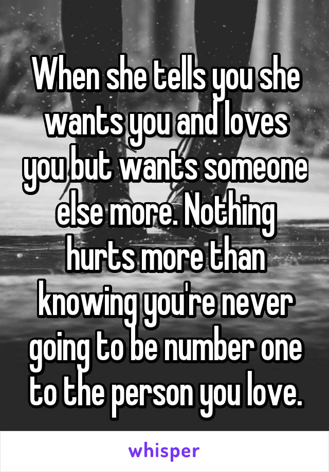 How to tell if a girl likes someone else