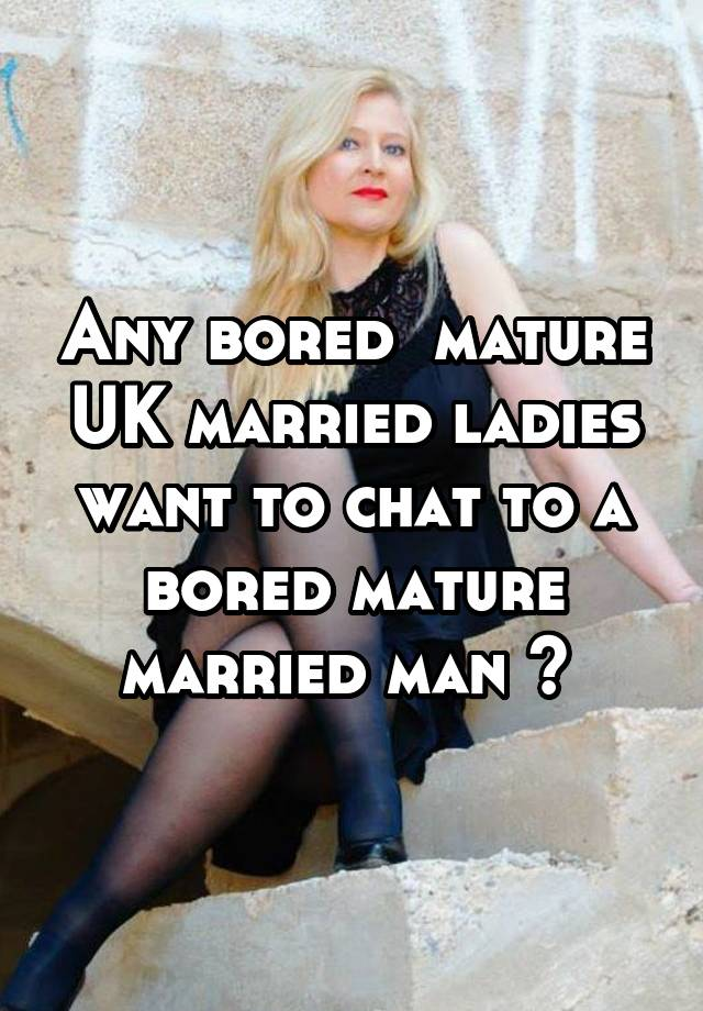 ladies Mature english