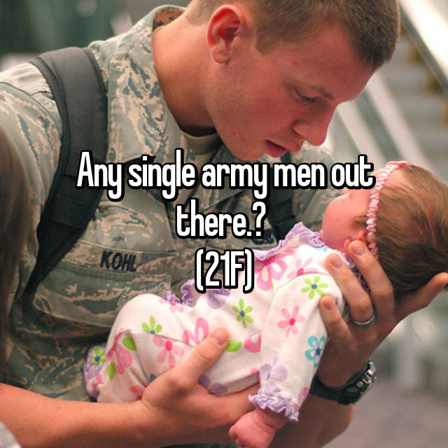 Single army men
