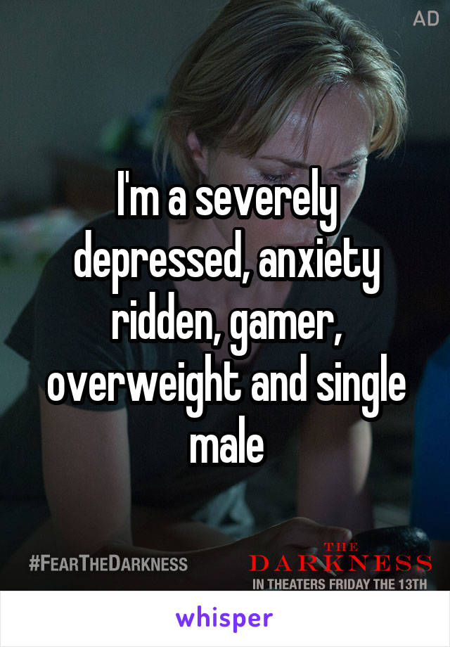 overweight and single
